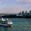 Cruise Ship 5 by Viktor Birkus