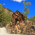 Crystal Colorado Historic Mill by Adam Jewell