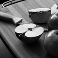 Cutting Apples by Eric Ziegler
