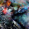 Cyborg by Anna J Davis