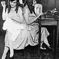 Daisy And Violet Hilton 1908-1969 by Everett