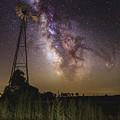 Dakota Night  by Aaron J Groen