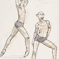 Dance Studies by H James Hoff