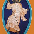 Dancing Christ by Mark Dukes