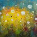 Dancing Wildflowers Series by Joya Paul