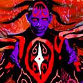 Dark Obamatar by Andrew Kaupe