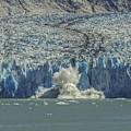 Dawes Glacier Calving #1 by NaturesPix