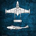 de Havilland Venom by J Biggadike