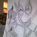 Deadpool by Shawn Durham