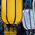 Decorative Lanterns by Ray Laskowitz - Printscapes