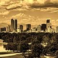 Denver Colorado by Mountain Dreams