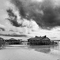 Derawan Island by Charuhas Images