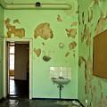 Derelict Hospital Room by Jarmo Honkanen