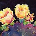 Desert Bloom 2 by Hailey E Herrera