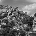 Desert Mountain Drive by Korrine Holt
