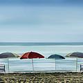 Deserted Beach. by Peter Hayward Photographer