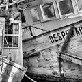 Desperado In Bayou La Batre by JC Findley