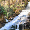 Dingmans Falls by Paul Fell