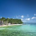 Diniwid Beach In Tropical Paradise Boracay Philippines by Jacek Malipan