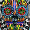 Dod Art 123ll by Sandra Silberzweig