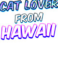 Dog Lover From Hawaii by Kaylin Watchorn