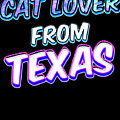 Dog Lover From Texas by Kaylin Watchorn