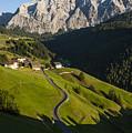 Dolomiti Landscape by Massimo Battaglia