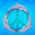 Dolphin Peace by Chris MacDonald