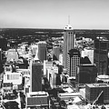 Downtown Indianapolis by Library Of Congress