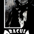 Dracula Movie Poster 1931 by Sean Parnell