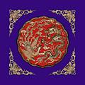 Dragon And Phoenix by Kristin Elmquist