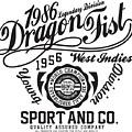 Dragon Fist 1986 by Vadim Pavlov