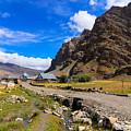 Drass Village Kargil Ladakh Jammu And Kashmir India by Rudra Narayan  Mitra