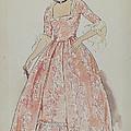 Dress by Lillian Causey