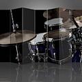 Drum Set by Marvin Blaine