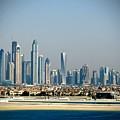 Dubai Skyline by Lloyd Southam Sebire