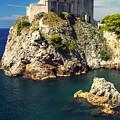 Dubrovnik King's Landing Fortress by Sandra Rugina