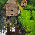 Duck Houses by August Haake