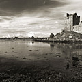 Dunguaire Castle Kinvara Co Galway Ireland by Pierre Leclerc Photography