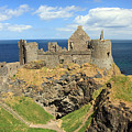 Dunluce Castle Northern Ireland by Pierre Leclerc Photography