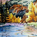 East Clear Creek by Jimmy Smith