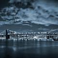 East River View by Az Jackson