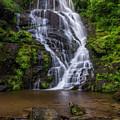 Eastatoe Falls by Michael Little