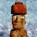 Easter Island by Mary Bassett