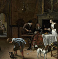Easy Come, Easy Go by Jan Steen