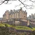 Edinburgh Castle by Sophie McAulay