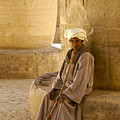 Egyptian Caretaker by Michele Burgess