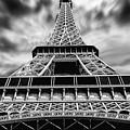 Eiffel Tower by Dorothy Binder