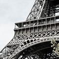 Eiffel Tower II by Helen Northcott