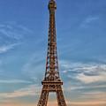 Eiffel Tower In France by Patricia Hofmeester